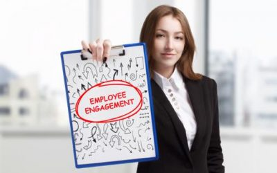 SUPERCHARGE YOUR EMPLOYEE ENGAGEMENT WITH THIS SIMPLE STEP